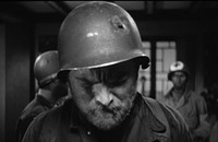 Now Playing: The Steel Helmet