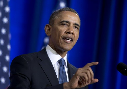 Obama says that its important to go forward with marijuana legalization.
