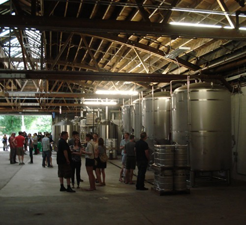 Off Color brewery