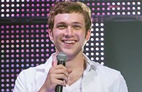 On the charts: Phillip Phillips keeps it very real