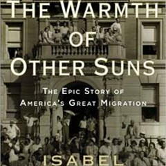 One Book, One Chicago will be talking The Warmth of Other Suns for a full year