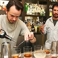 One bourbon, one scotch, and 20 new hipster bars