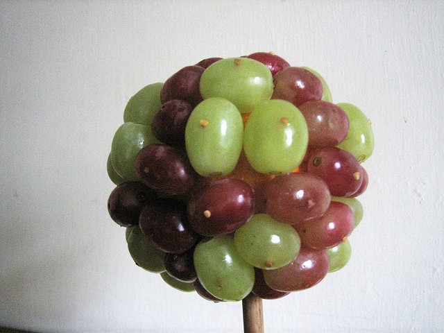Oulipian wordplay? Youll do grape!