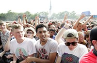 Our photo recap of the Pitchfork Music Festival 2014