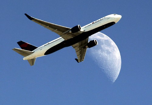 Passengers want their two inches—next, the moon.