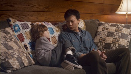 Patrick Wang's In the Family exposes the injustice of denying family rights to gay parents.