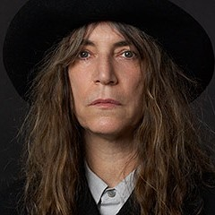 Patti Smith discusses art, remembrance, and detective shows