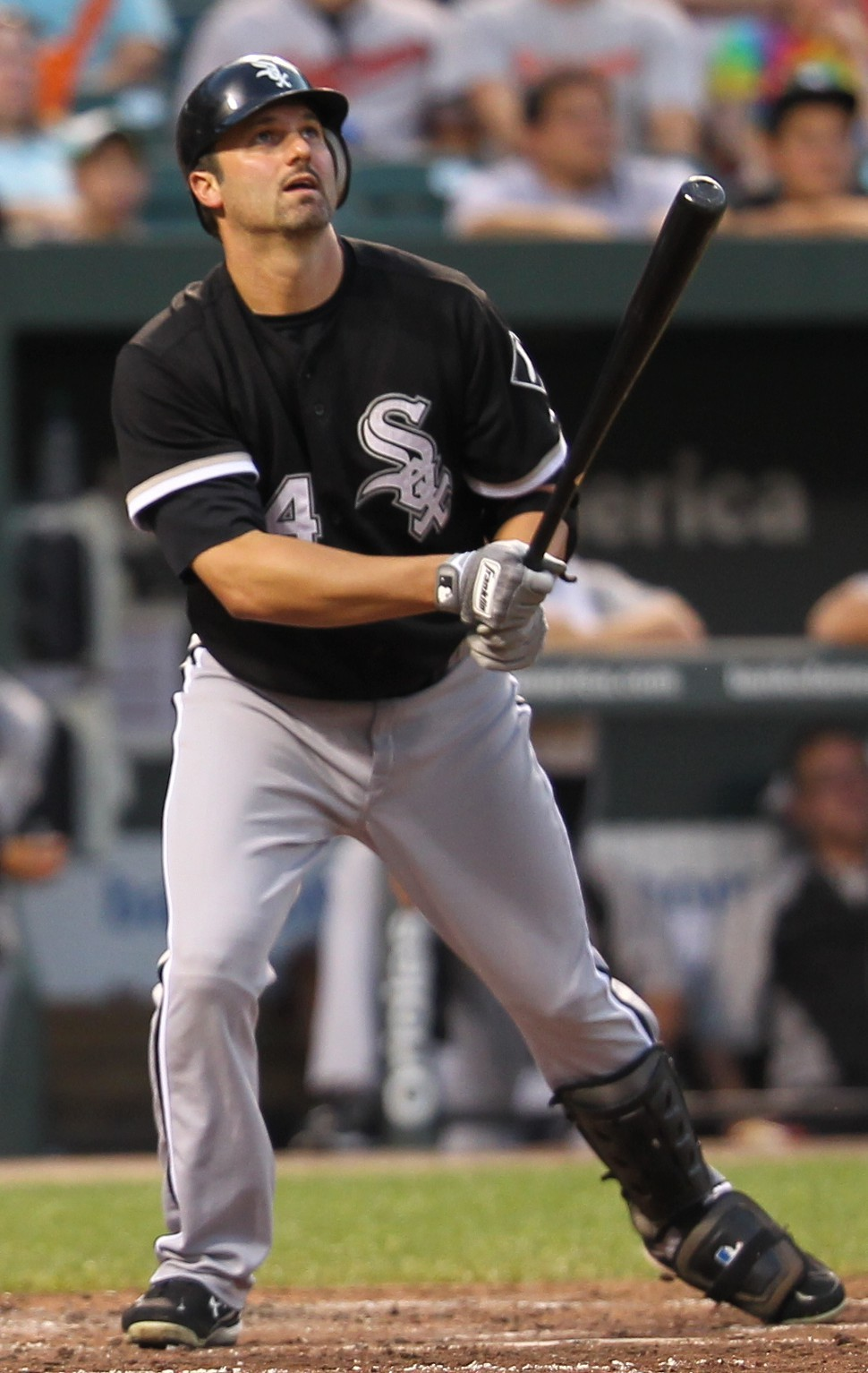 Paul Konerko gave the White Sox a lead they never gave up Saturday.