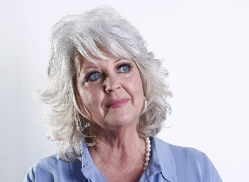 Paula Deen, sans crisis-management mercenaries