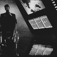 The shadow forces of <i>Dr. Strangelove</i>