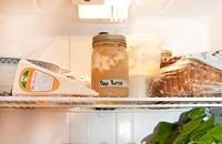 What's in Hugh Amano's fridge?