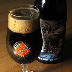 Pipeworks experiments on its imperial stout with Raspberry Truffle Abduction