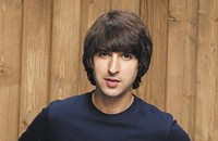 Point your face at Demetri Martin