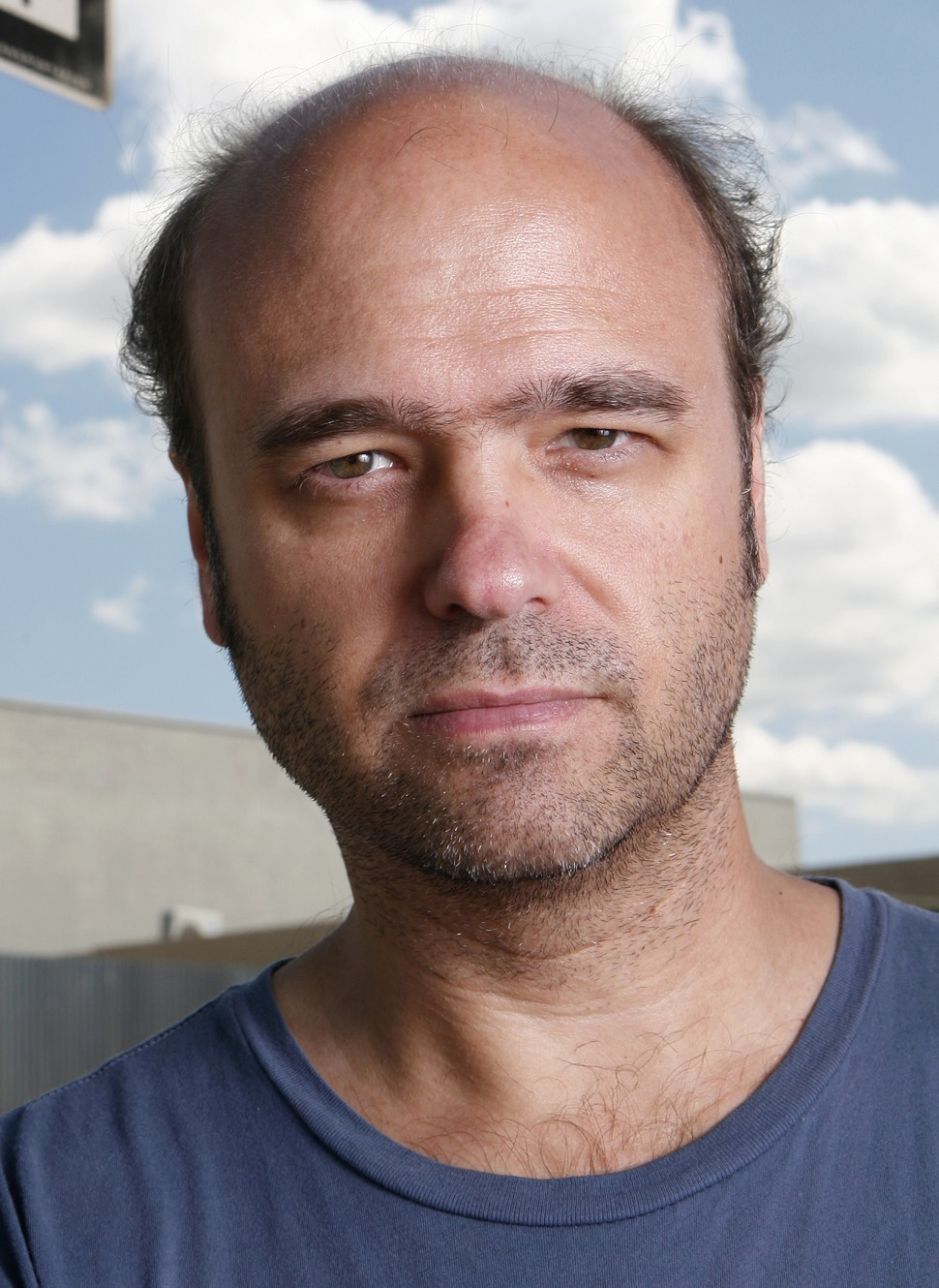 Present at the creation: Scott Adsit
