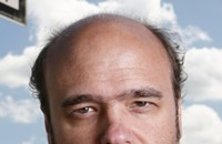 Miracle workers: Scott Adsit and friends improvise at iO