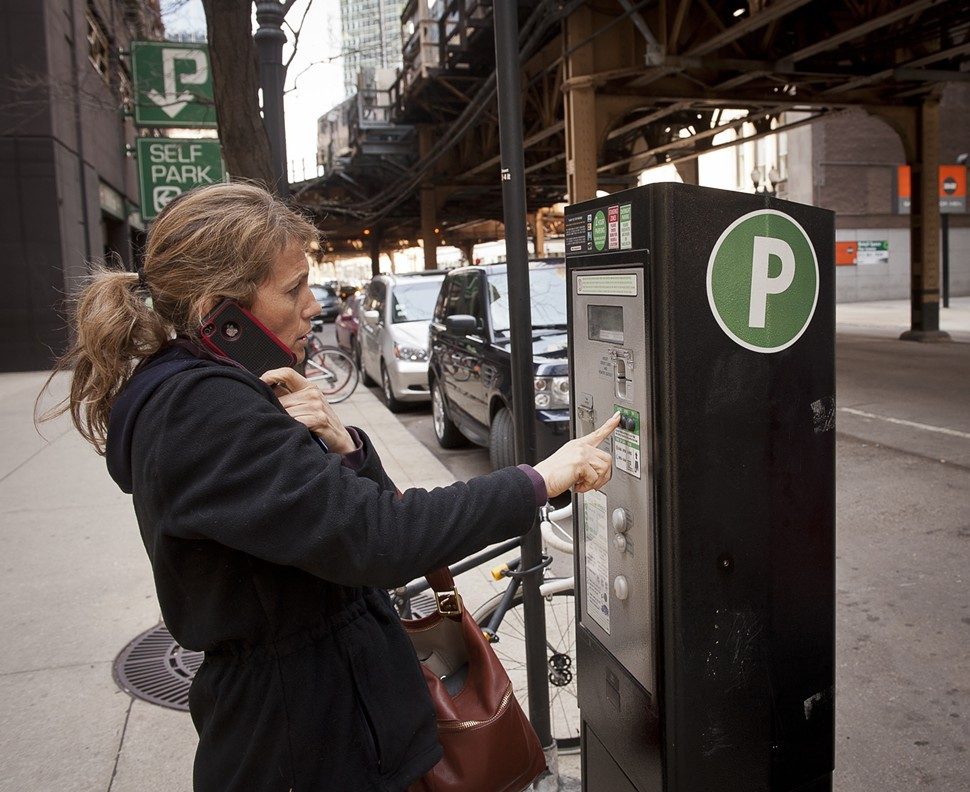 Private investors continue to collect millions of dollars a year from Chicagos parking meter system.