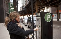 Private company rakes in millions more from Chicago's parking meters