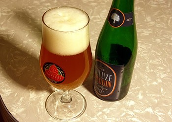 Pucker up for Gueuze Tilquin