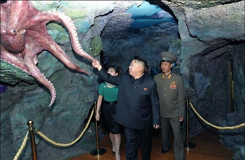 Pyongyang tourist attraction number one