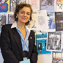 Q&A: New Yorker art editor Francoise Mouly on New Yorker covers, Maurice Sendak, and more