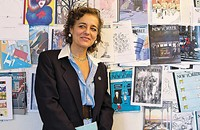 Q&A: <i>New Yorker</i> art editor Francoise Mouly on <i>New Yorker</i> covers, Maurice Sendak, and more