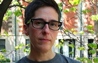 "Q&A with Alison Bechdel: ""I feel like mothers are just fucked."""