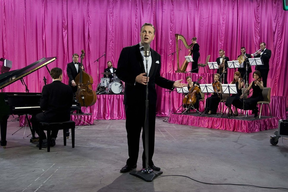 Ragnar Kjartansson, from God