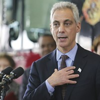 Mayor Rahm stages an aldermanic press conference