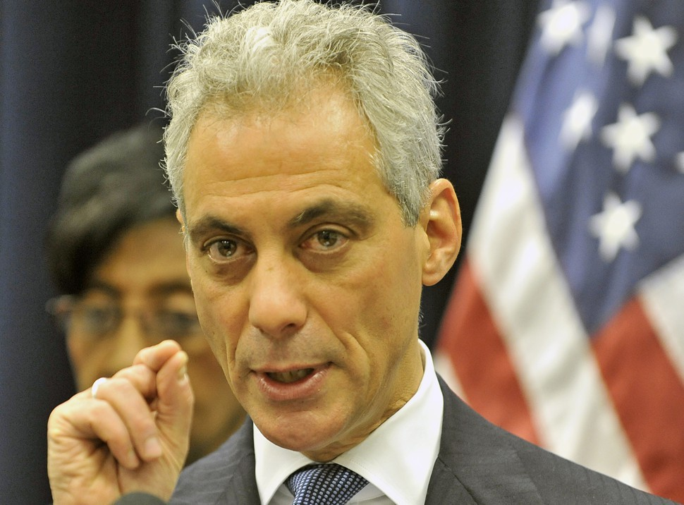 Rahm Emanuel doesnt need a business degree--or a bidding process--to know when hes cut a good deal.
