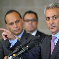 Rahm reels toward his reelection bid