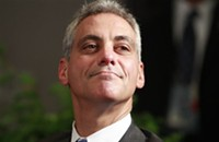 Rahm swears off swearing for 2012