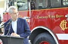 The firefighters' union puts its faith in—<i>gulp</i>—Mayor Rahm
