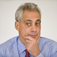 Mayor Rahm and I will have to find a new breakfast spot