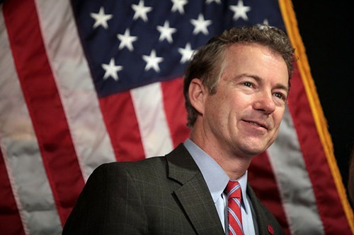 Rand Paul takes a stand