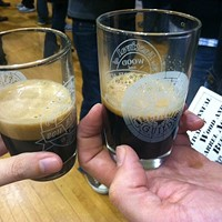 Recap: the Festival of Wood and Barrel Aged Beer