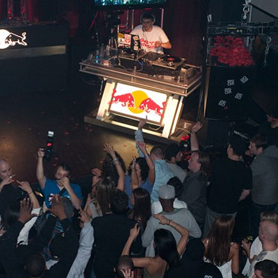 Red Bull Thre3Style, April 28, the Mid