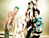 Red Hot Chili Peppers Lollapalooza