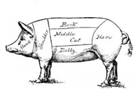 Reporting From FamilyFarmed: Using the Whole Hog