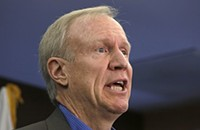 Bruce Rauner raises another $1.5 million from himself
