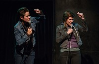 Cameron Esposito and Rhea Butcher—uncut