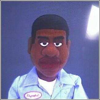 Rhymefests Crank Yankers Puppet
