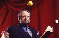 Ricky Jay has something up his sleeve