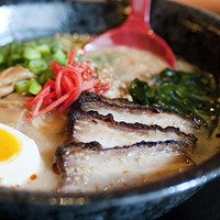 Right and wrong: Sodikoff's High Five Ramen and the Melmans' Ramen-San