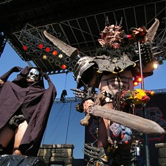 Riot Fest: You can't go wrong with a Ferris wheel and Gwar