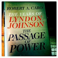 Robert Caros latest installment of The Years of Lyndon Johnson