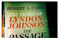On Robert Caro, LBJ, Clinton, editors, and deadlines