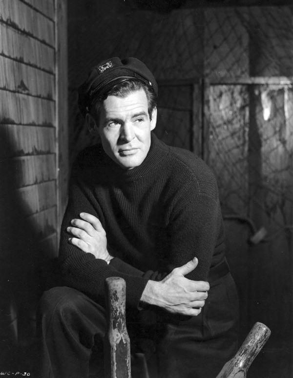 Robert Ryan in Caught