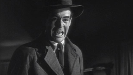 Robert Ryan loses his cool in Nicholas Rays On Dangerous Ground