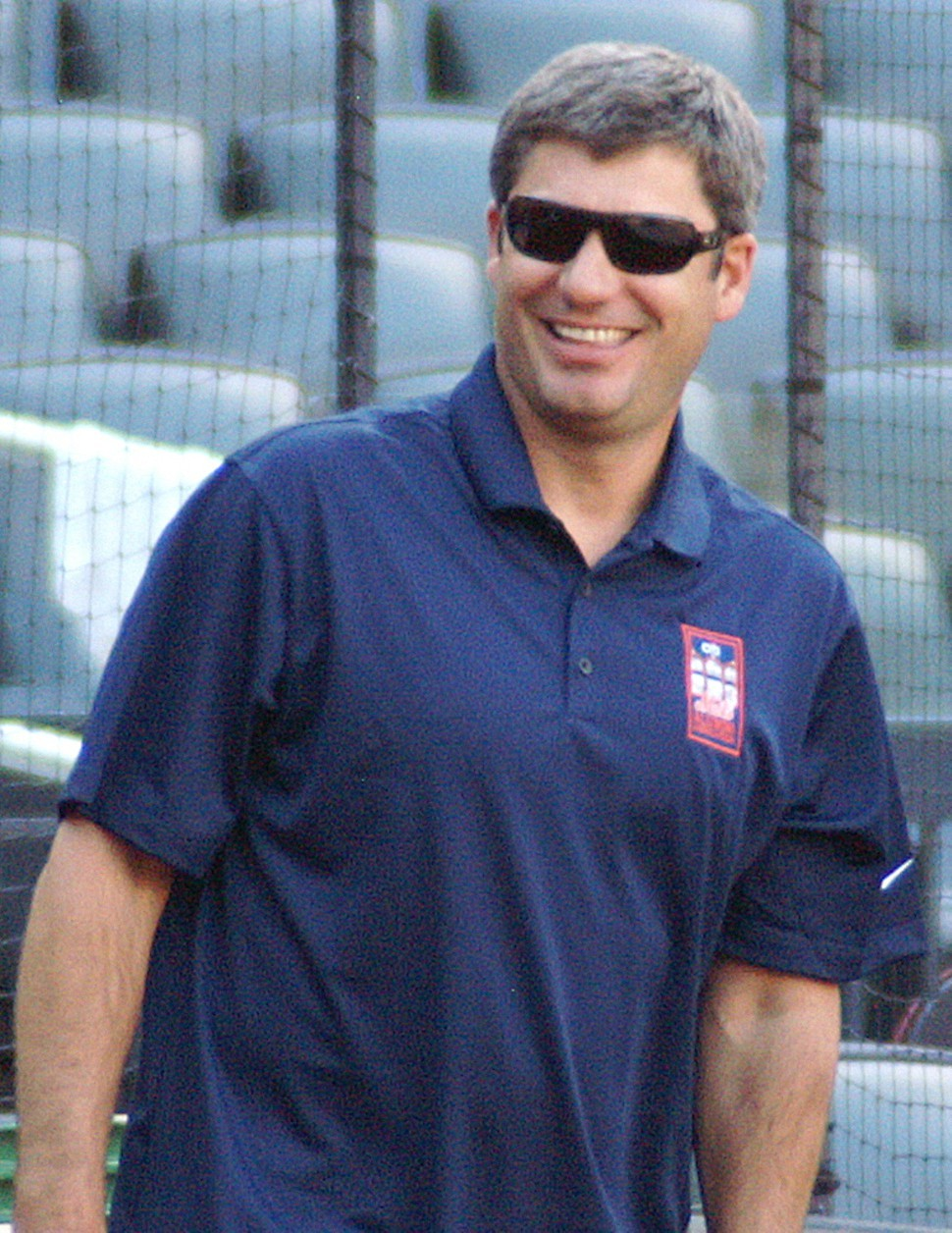Robin Ventura: not so far removed from his playing days.