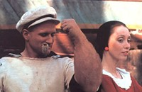 Here's Robin Williams as Popeye performing 'I Yam What I Yam'